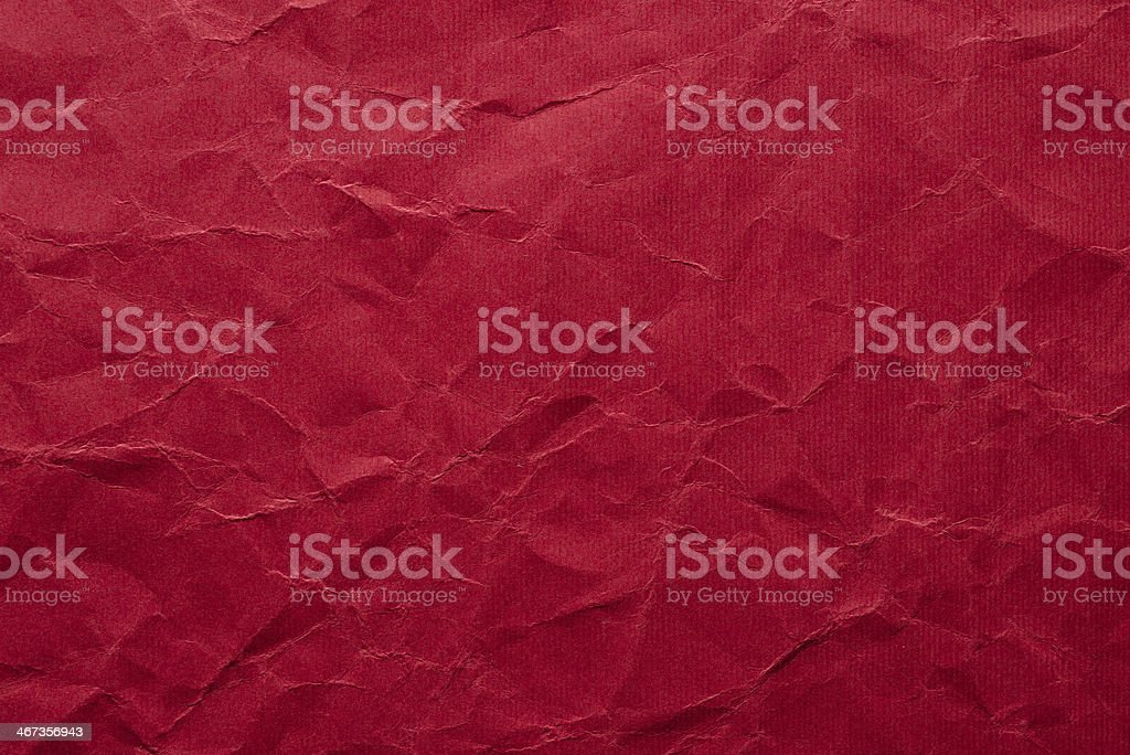High resolution distressed red paper stock photo