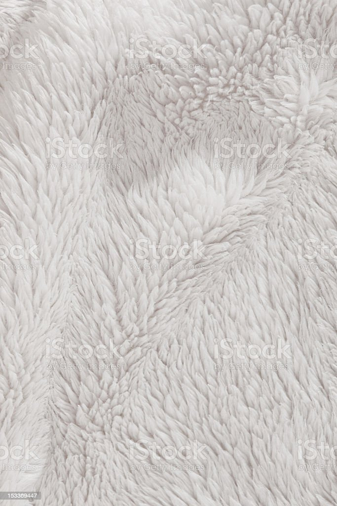 High Resolution Fur Furry White Textured Background Royalty Free Stock Photo