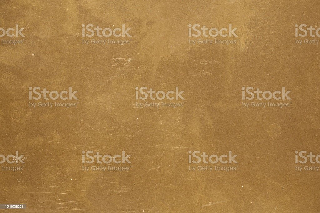 high resolution golden metal texture royalty-free stock photo