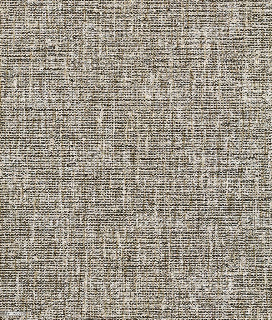 High resolution gray  canvas texture stock photo