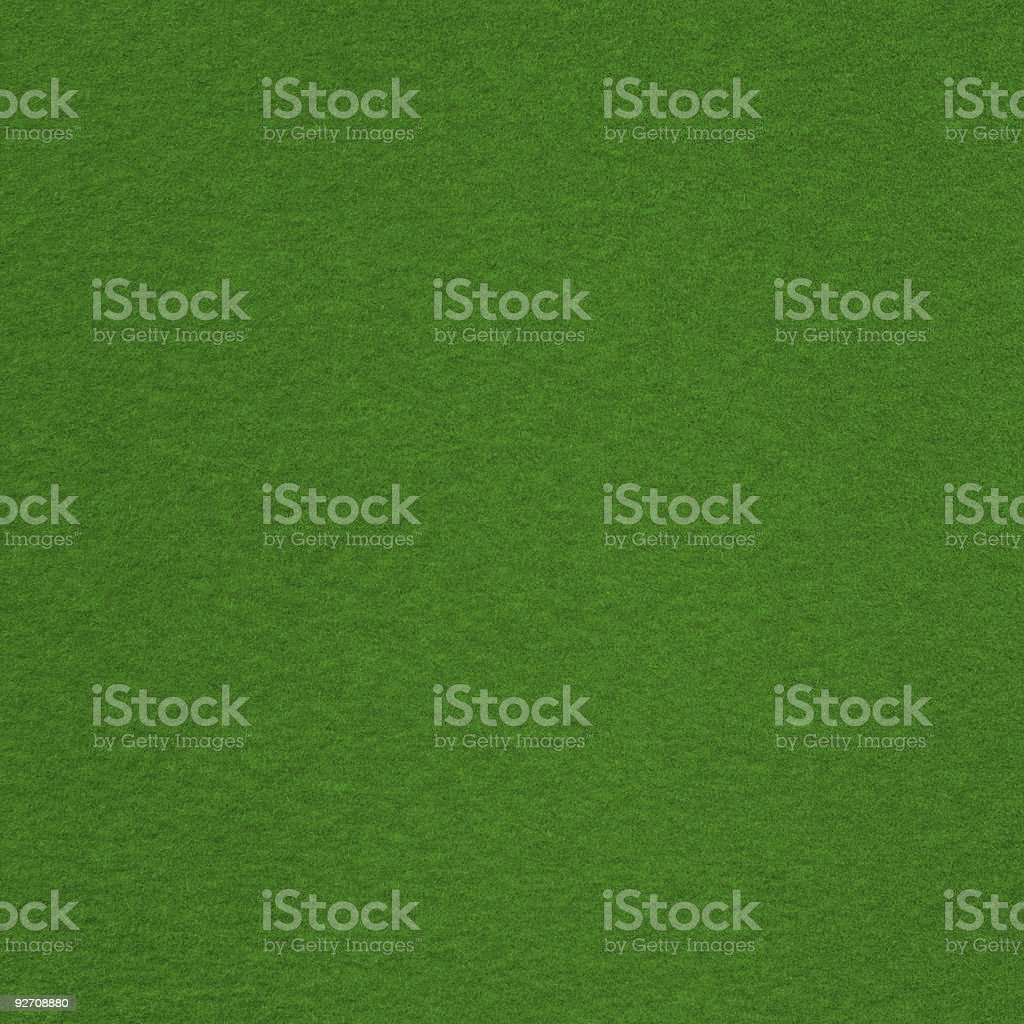 High resolution green felt surface texture background stock photo