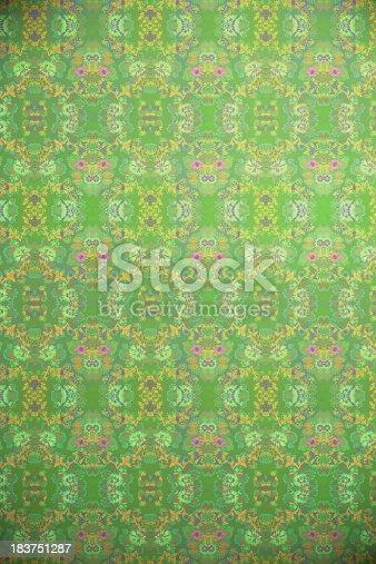 480646533 istock photo High Resolution Green Vintage Wallpaper 183751287