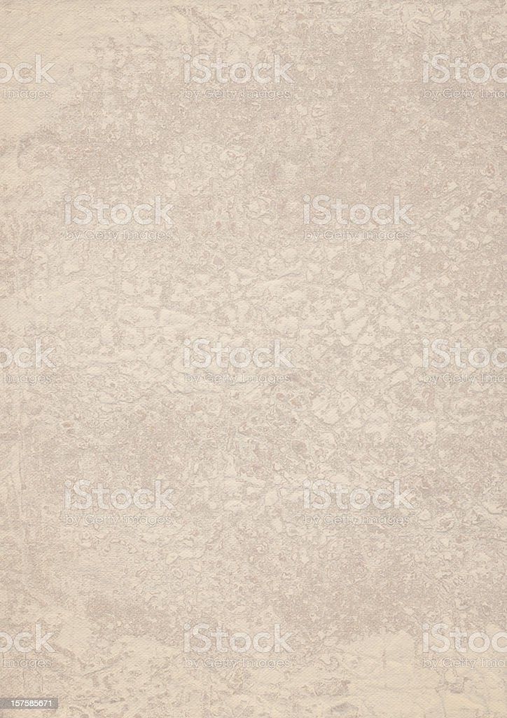 High Resolution Grunge Styled Acrylic Primed Mottled Cotton Artist's Canvas royalty-free stock photo
