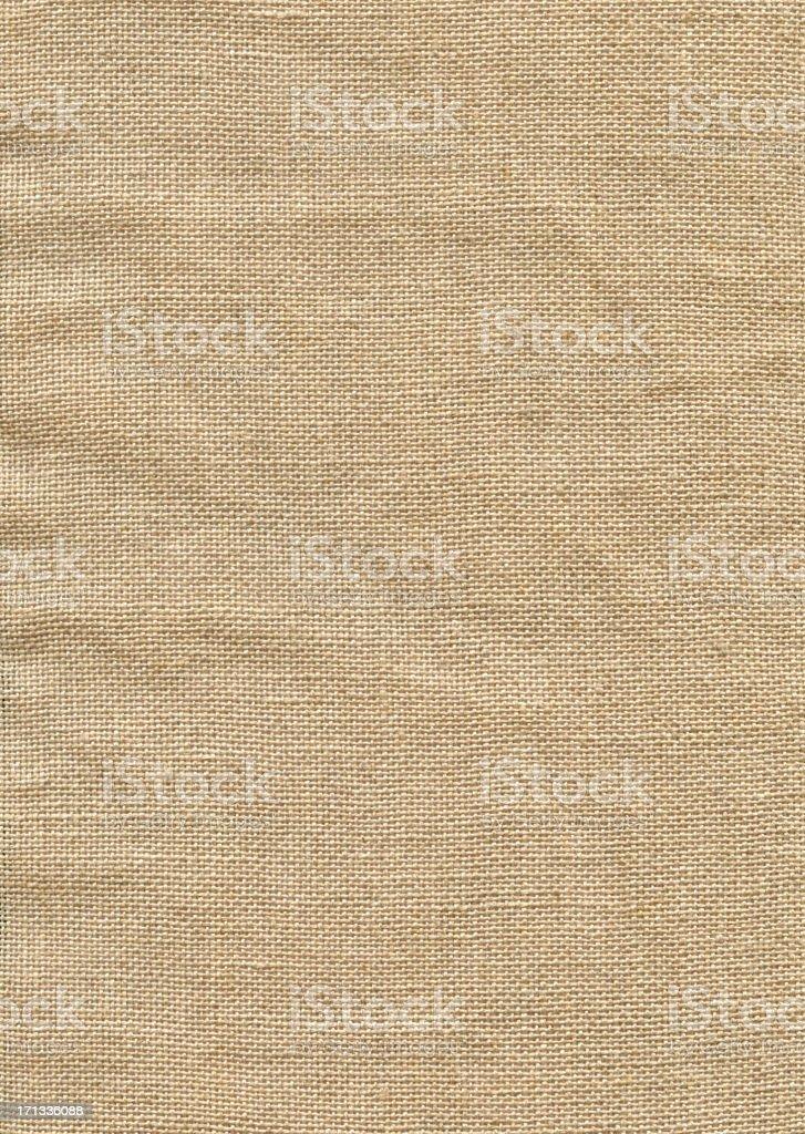 High resolution linen Canvas Texture stock photo