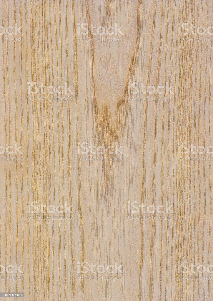 High Resolution Natural White Pine Wood Veneer Texture Sample royalty-free stock photo
