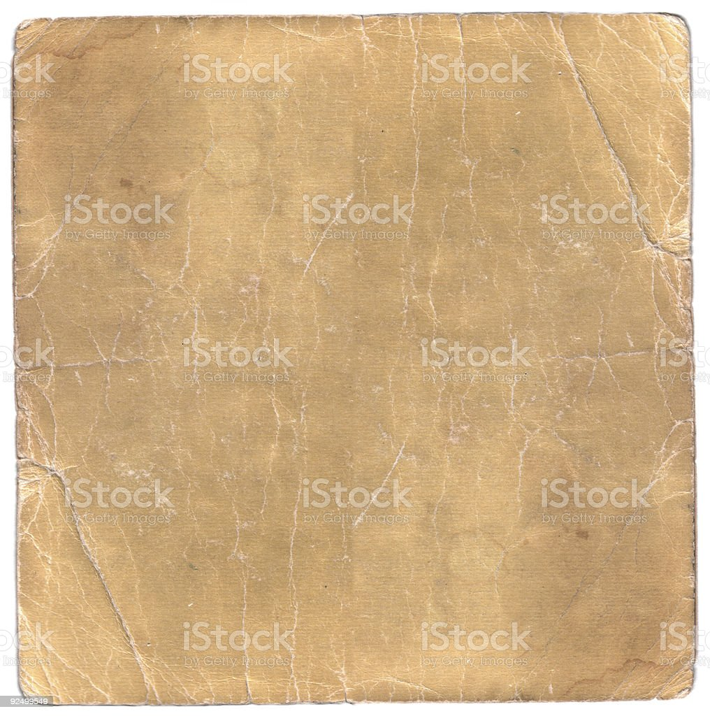 High resolution old paper. royalty-free stock photo
