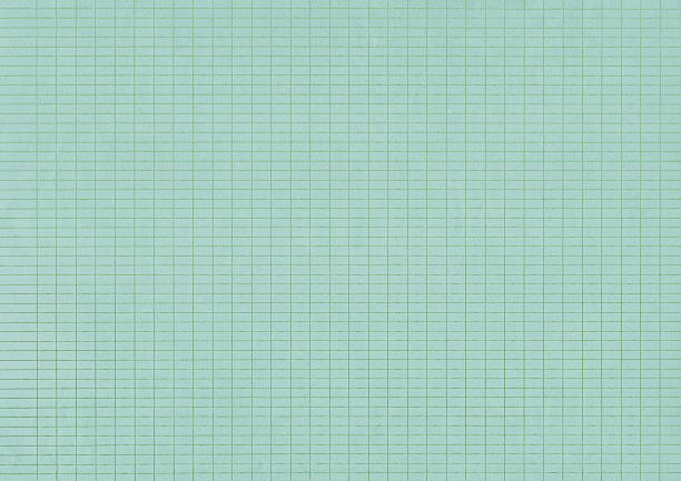 high resolution pale emerald green checkered graph paper background - kelly green stock pictures, royalty-free photos & images