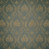 istock High Resolution Patterned Wall paper 967974846