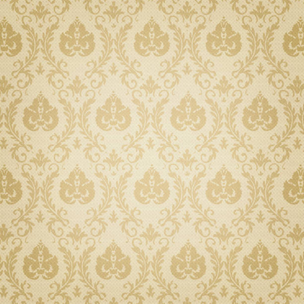 High Resolution Patterned Wall paper High Resolution Patterned Wall paper aristocrat stock pictures, royalty-free photos & images