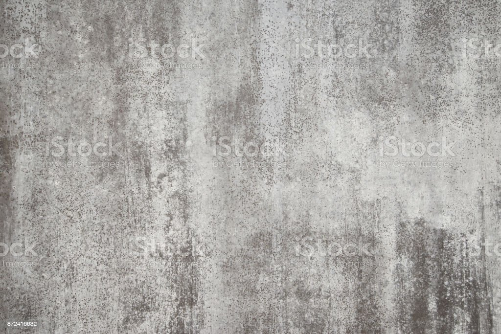 High resolution photograph of a rough concrete wall stock photo