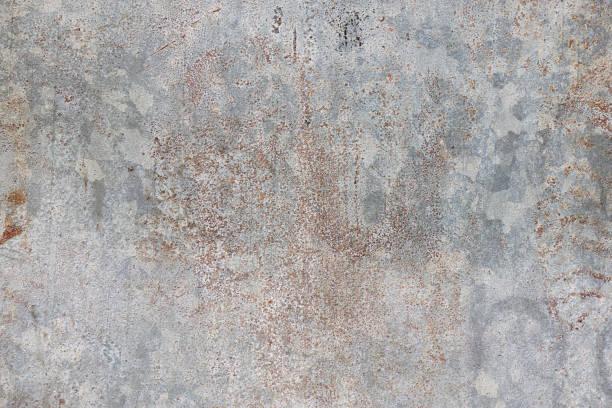Hochauflösendes Foto von einem verwitterten Oberfläche aus Stahl verzinkt – Foto