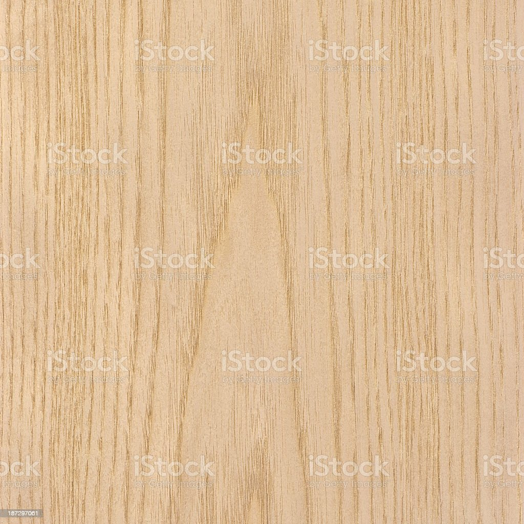 High Resolution Pine Wood Veneer Texture Sample royalty-free stock photo