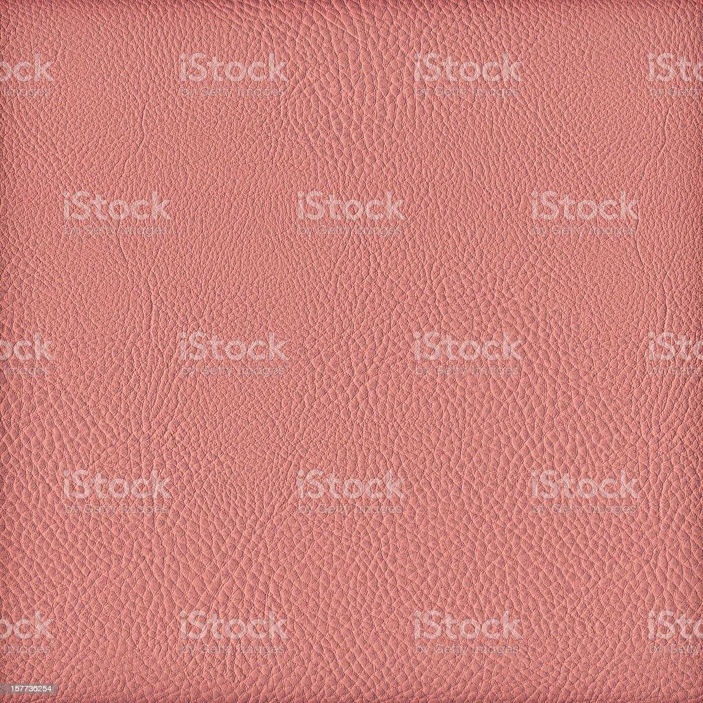 High Resolution Pink Naugahyde Crumpled Vignette Grunge Texture stock photo