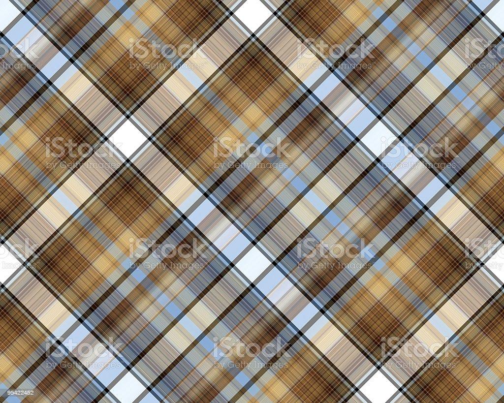 High resolution plaid fabric royalty-free stock photo