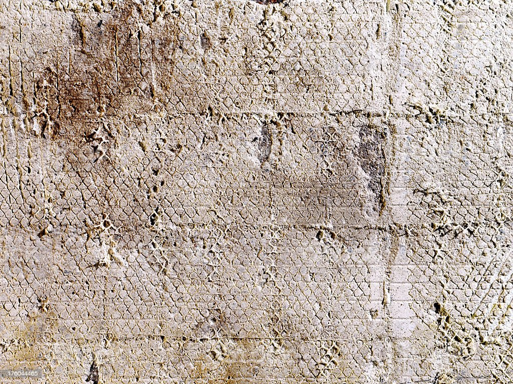 High Resolution Plaster Wall Background stock photo
