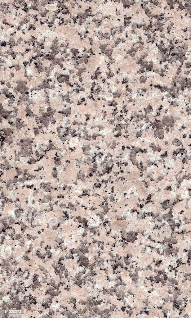 High Resolution Polished Granite Surface royalty-free stock photo