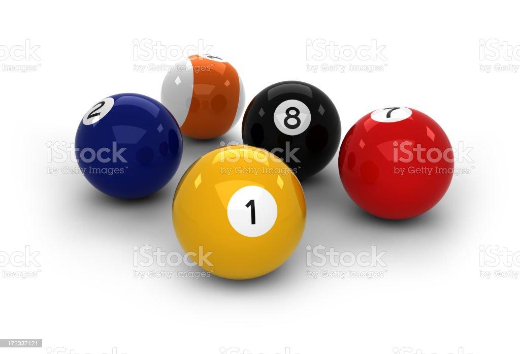 Piscina de pelotas de alta resolución - foto de stock