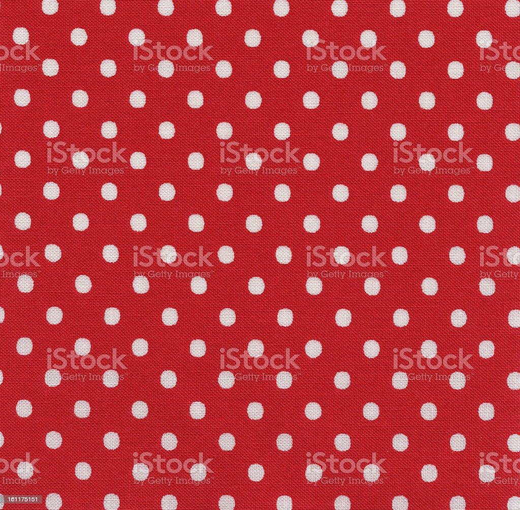 Alta Risoluzione Tessuto Rosso Bianco E Sfondo Texture Con Un Motivo