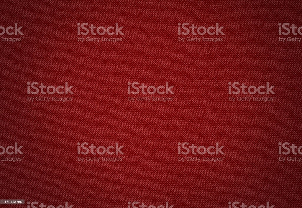 High Resolution Red Textile stock photo