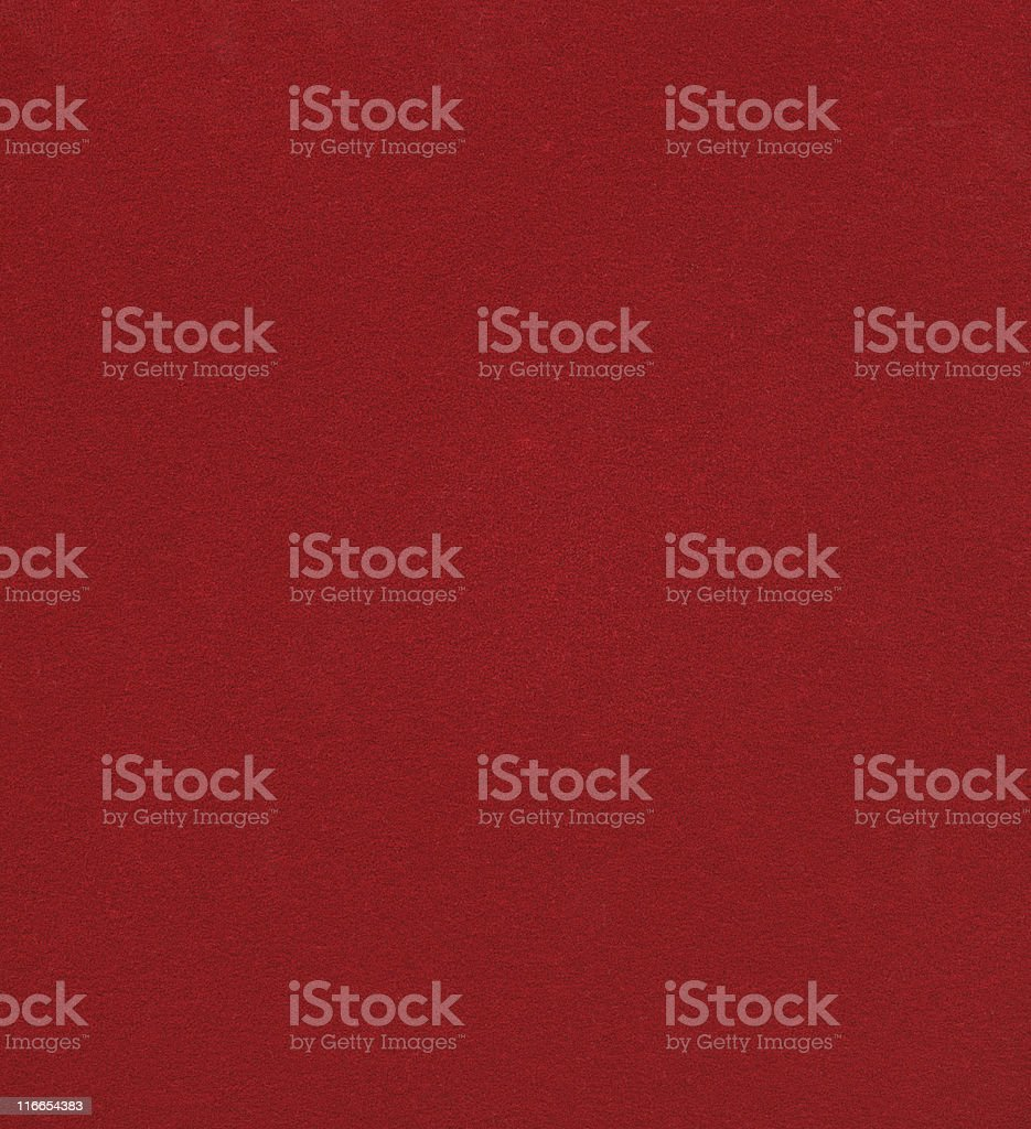 High resolution red velvet surface background royalty-free stock photo