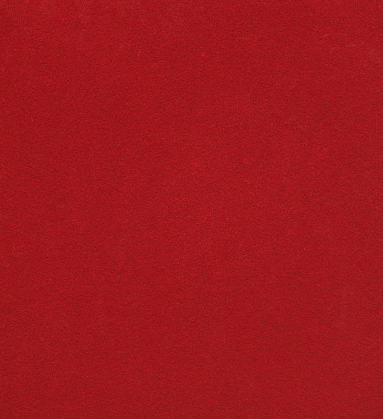 high resolution red velvet surface background - felt textile stock pictures, royalty-free photos & images