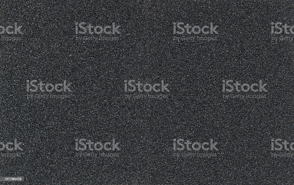 High resolution sand paper stock photo
