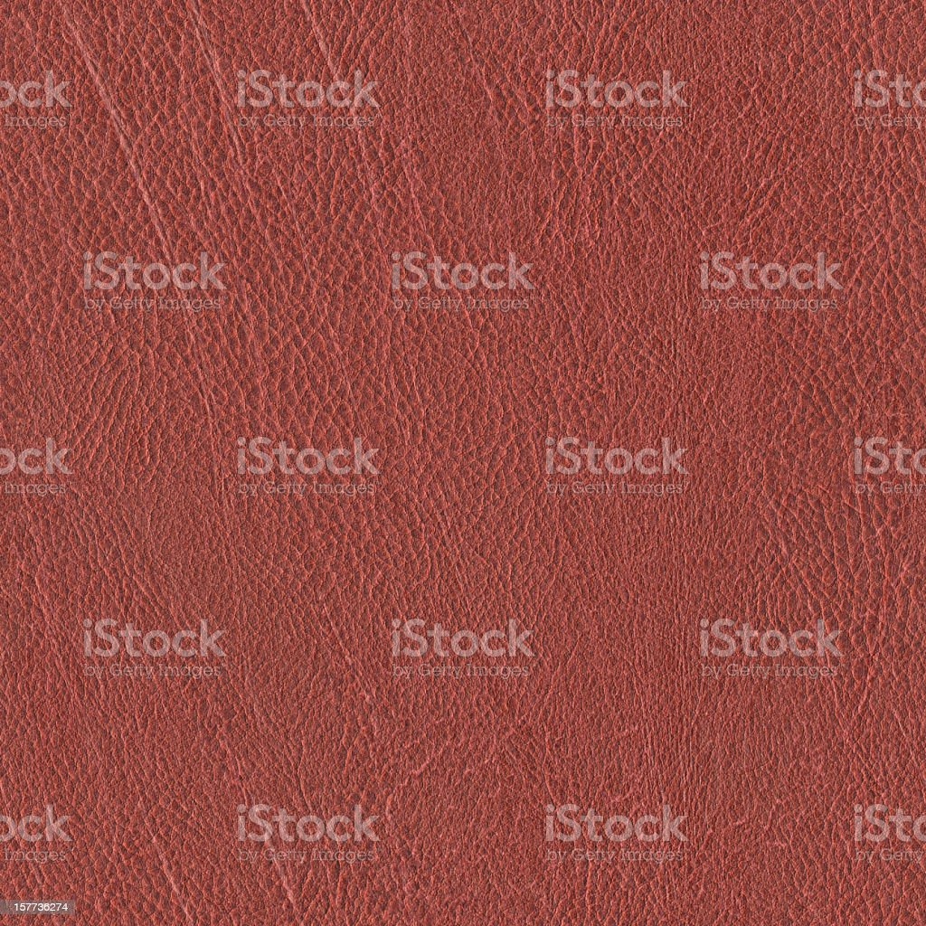 High Resolution Seamles Maroon Pleather Crumpled Wizened Grunge Texture Tile stock photo