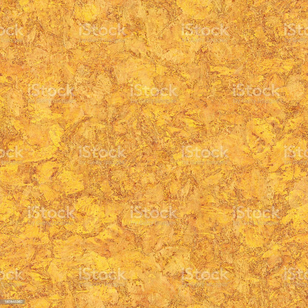 High Resolution Seamless Natural Cork Texture Tile royalty-free stock photo