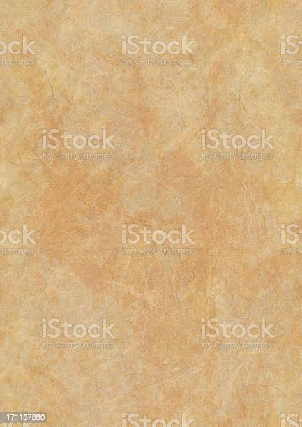 High Resolution Seamless Parchment Grunge Texture Stock Photo - Download Image Now