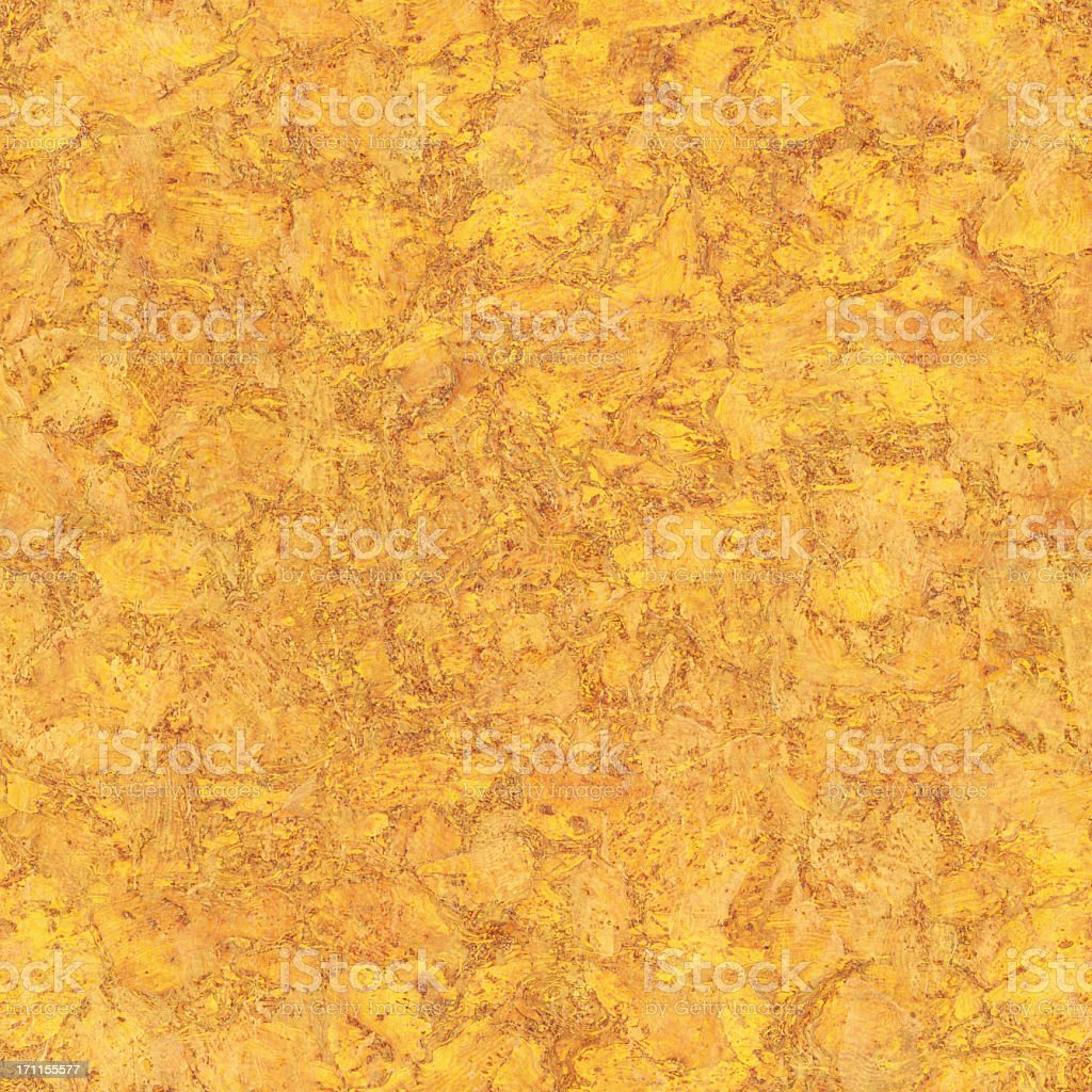 High Resolution Seamless Yellow Natural Cork Texture Tile Stock ...
