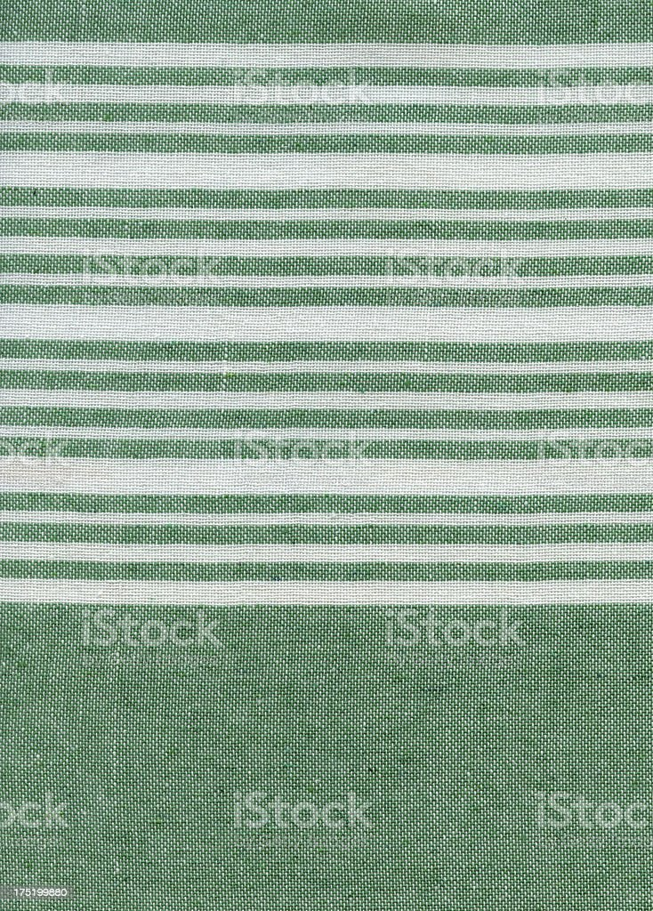 High Resolution Striped Green Texture royalty-free stock photo