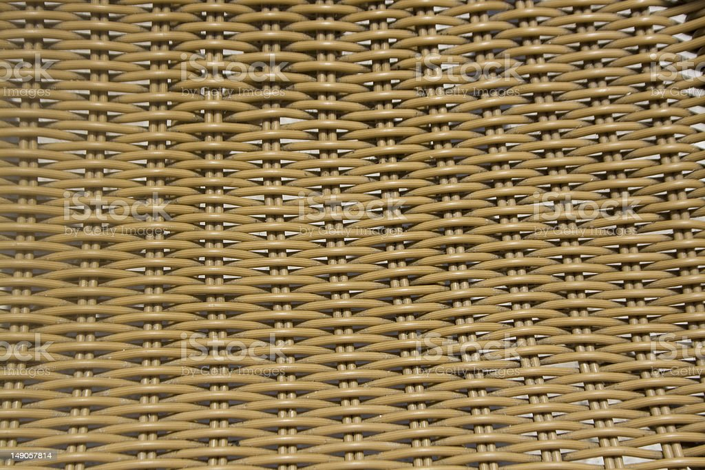 High resolution thatched material stock photo