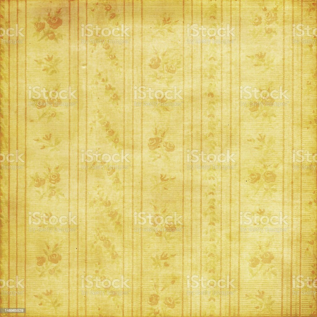 High Resolution Vintage Faded Wallpaper Stock Photo