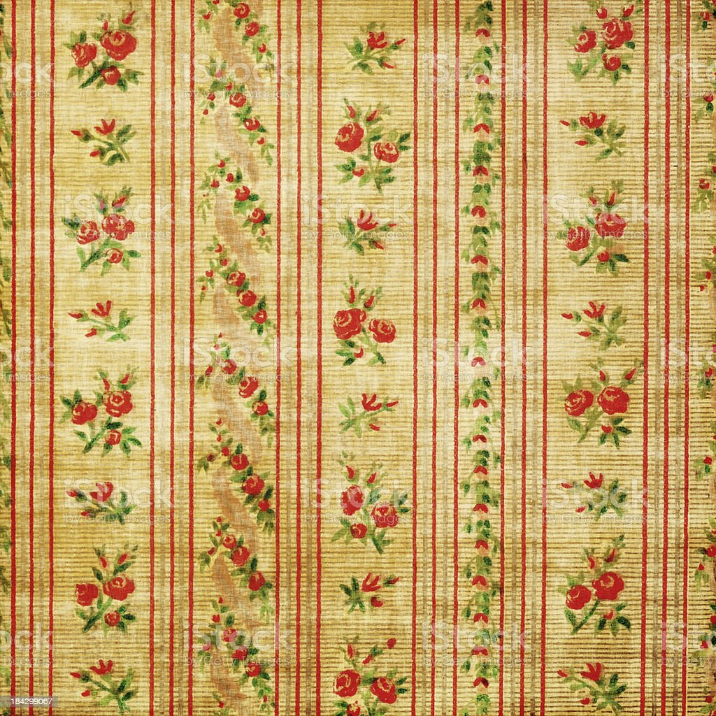 High Resolution Vintage Faded Wallpaper royalty-free stock photo