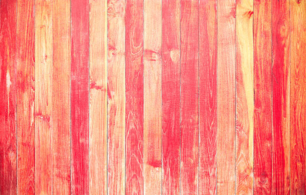 high resolution vintage red wood texture background stock photo