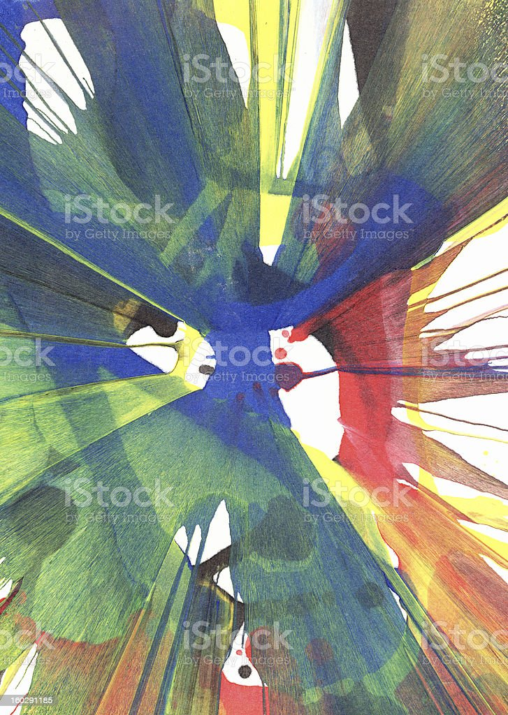 high resolution water colored paper background from 1967 royalty-free stock photo