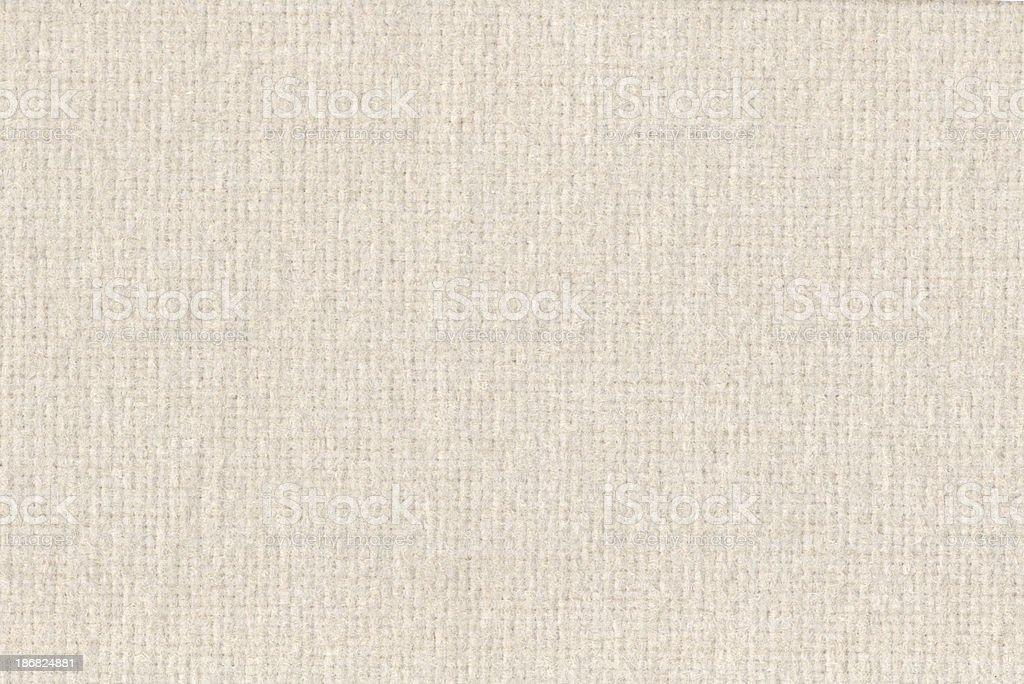 High Resolution White Felt Textile royalty-free stock photo