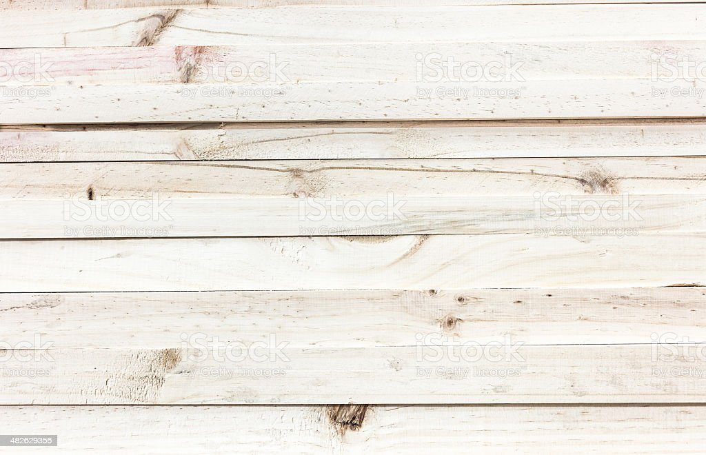 High Resolution White Wood Texture Background Royalty Free Stock Photo