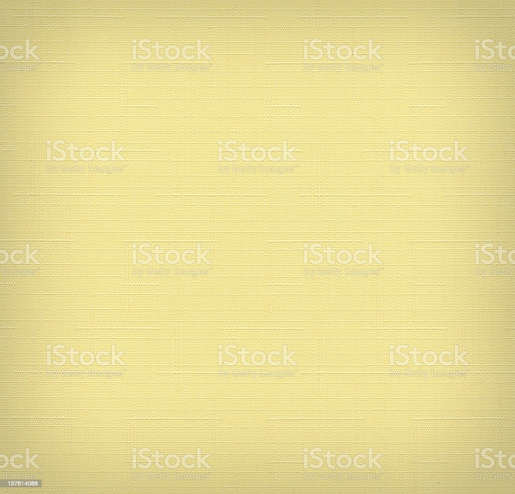 High resolution yellow fabric texture royalty-free stock photo