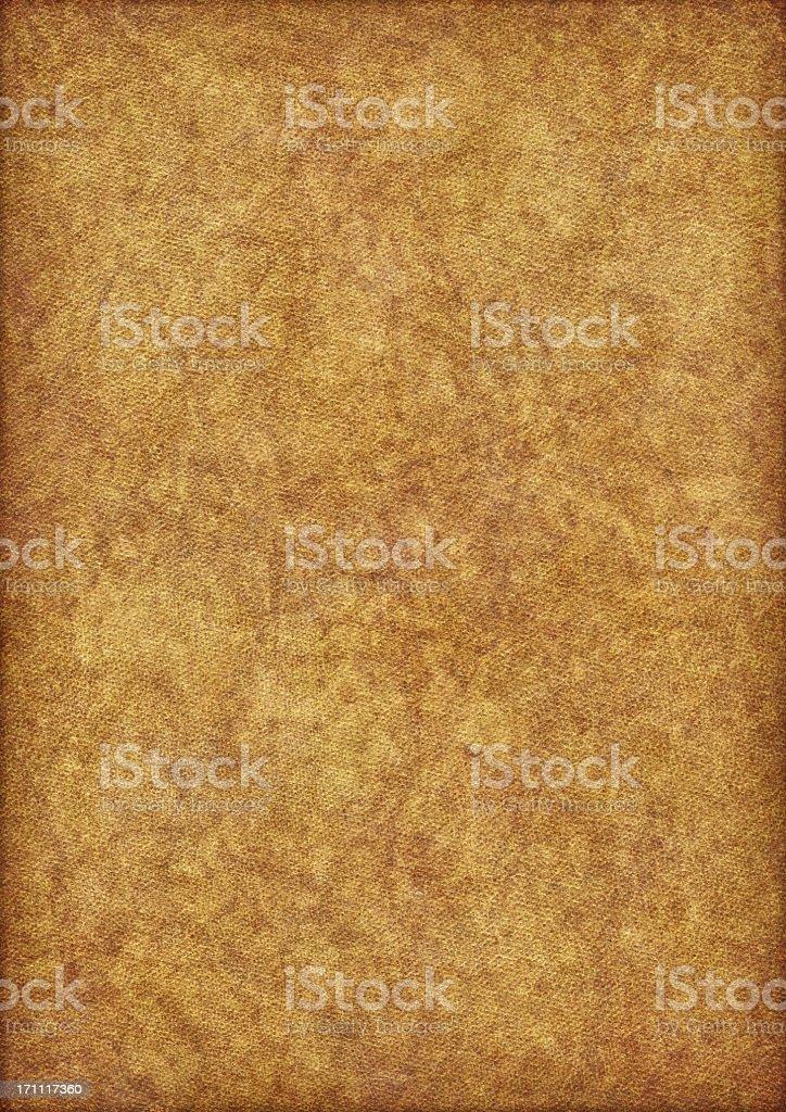 High Resolution Yellow Naugahyde Mottled Vignette Grunge Texture stock photo