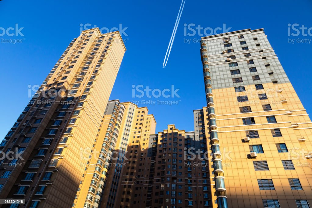 High - rise building royalty free stockfoto