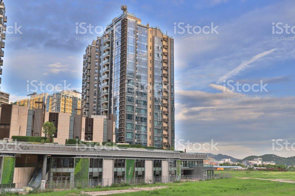 高層公寓, 住宅樓, 將軍澳圖像檔