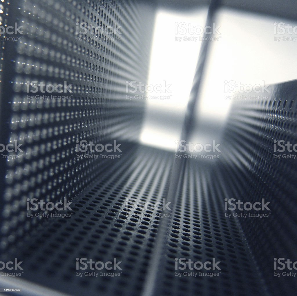 High Rise Holes royalty-free stock photo