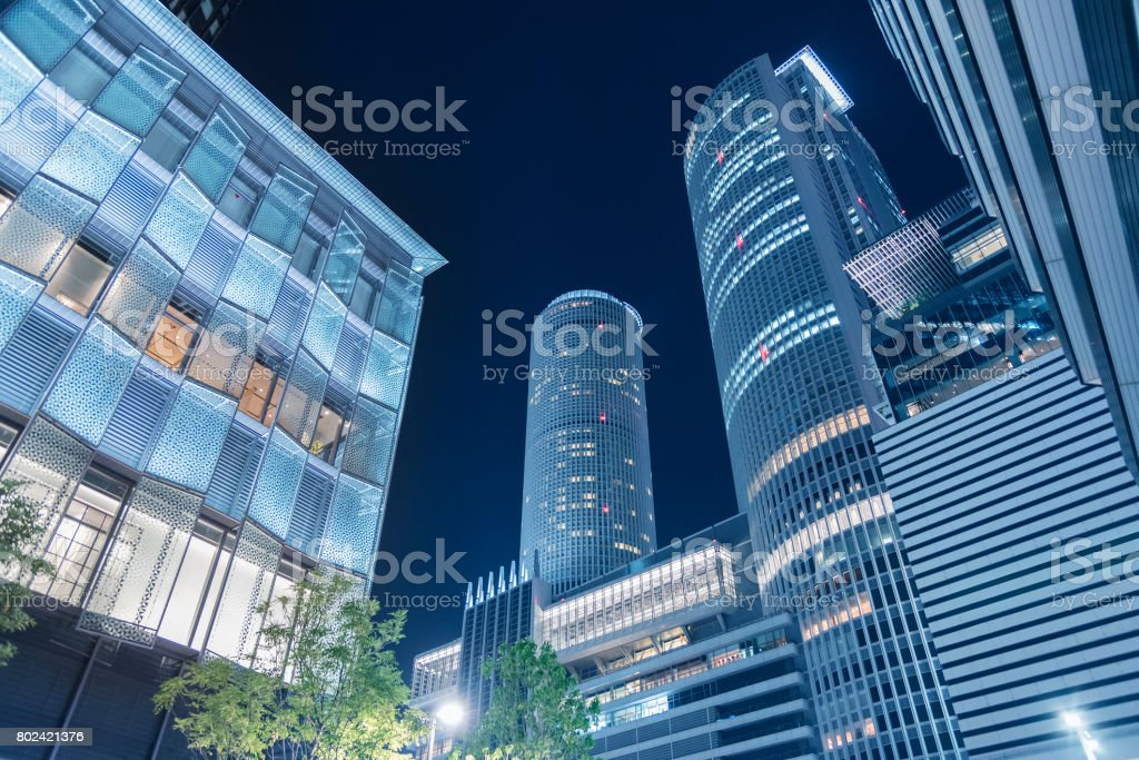 High-rise office building – Foto