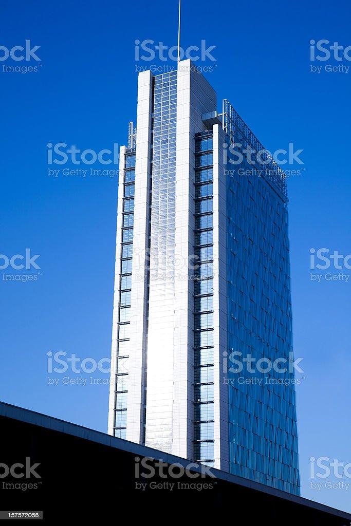 High rise skyscraper royalty-free stock photo