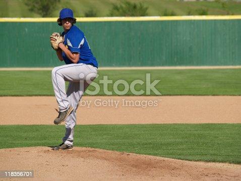istock high school baseball pitcher 118356701