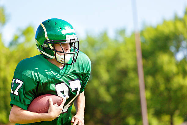 american football and high school essay American football resulted from the history of american football physical education essay it is not uncommon to find high school football teams playing nine.