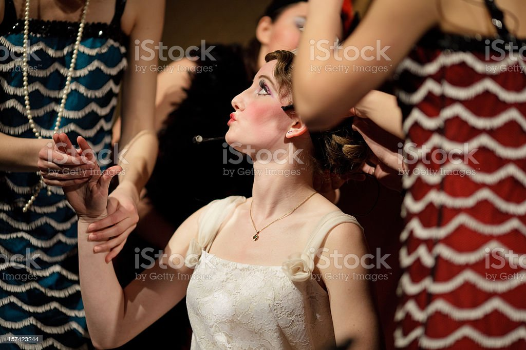 High School Musical stock photo