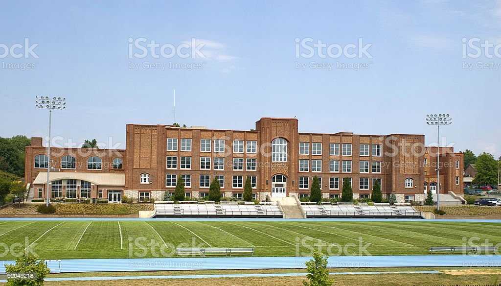 Royalty Free High School Building Pictures Images And
