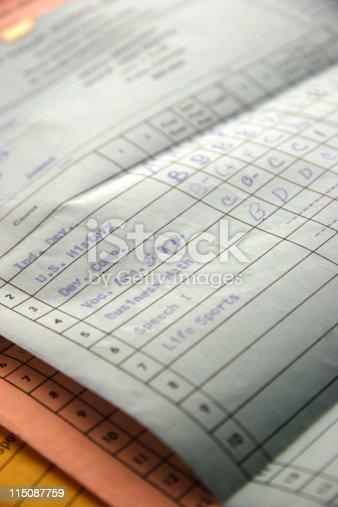 istock high school report card 115087759